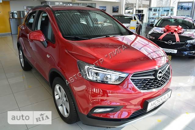 Opel Mokka 1.6D АT (136 л.с.) Enjoy