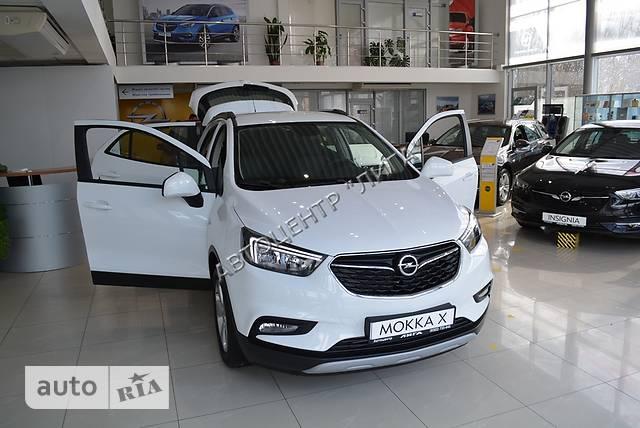 Opel Mokka 1.6D ecoFlex MT (110 л.с.) Enjoy