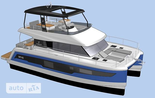 Fountaine-Pajot MY 40 12.2