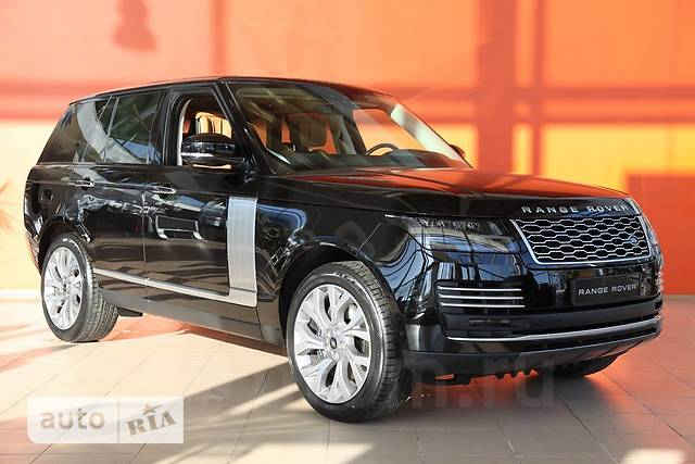 Land Rover Range Rover 4.4D АТ (339 л.с.) AWD Autobiography