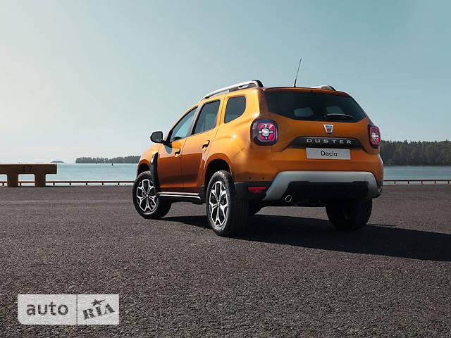 Renault Duster 1.5 D EDC (110 л.с.) Life