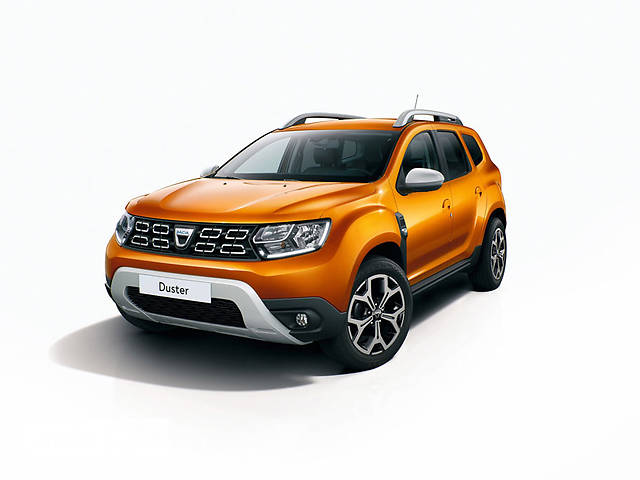 Renault Duster 1.5 D MT (110 л.с.) AWD Intense