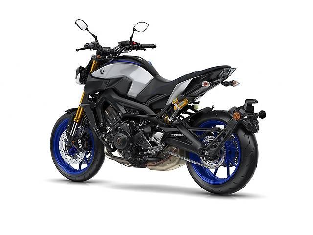 Yamaha MT 09 SP