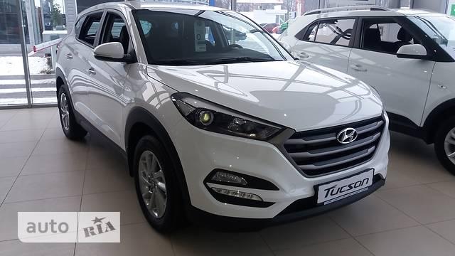 Hyundai Tucson 2.0 CRDi AT (184 л.с.) 4WD Express