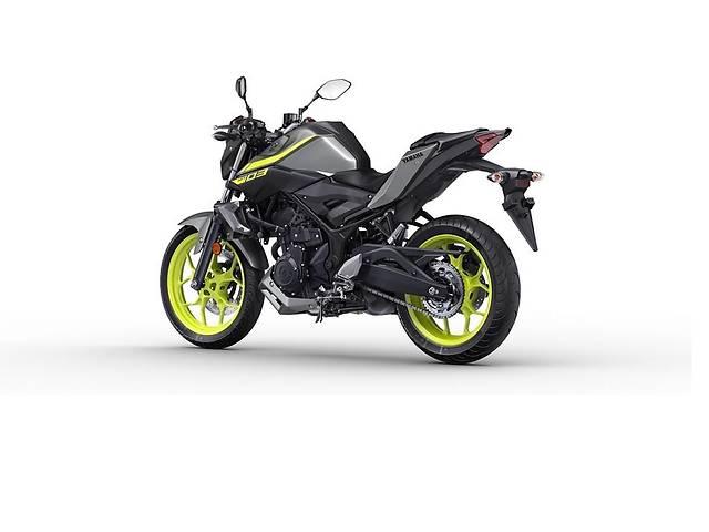 Yamaha MT 03 A