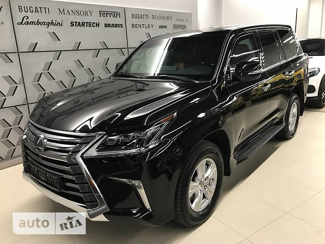 Lexus LX 450d AT (275 л.с.) AWD