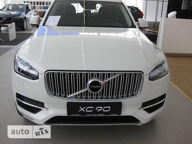 Volvo XC90 D5 2.0 AT (235 л.с.) 7s AWD R-Design (Premier)