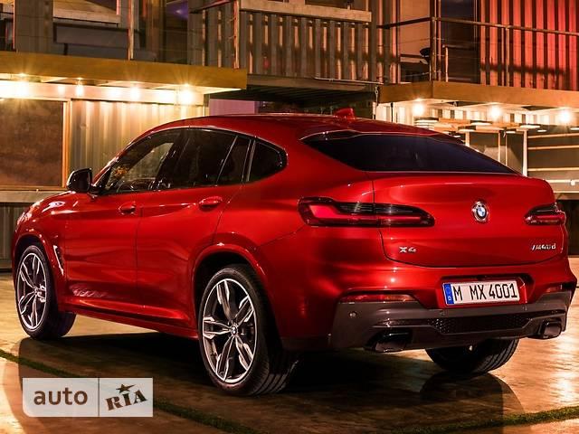 BMW X4 20i AT (184 л.с.) xDrive base
