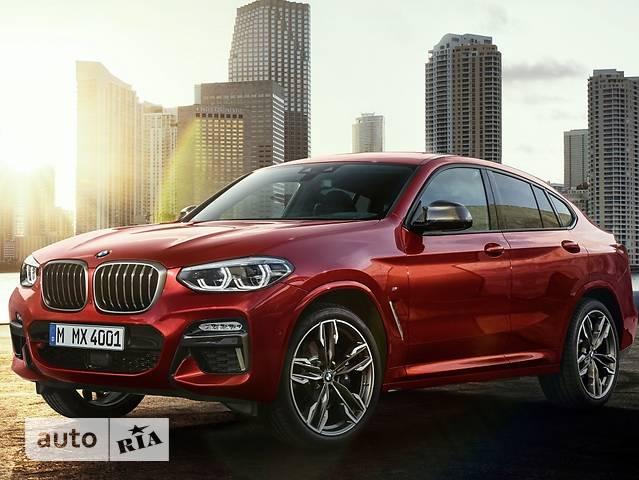BMW X4 30i AT (252 л.с.) xDrive base