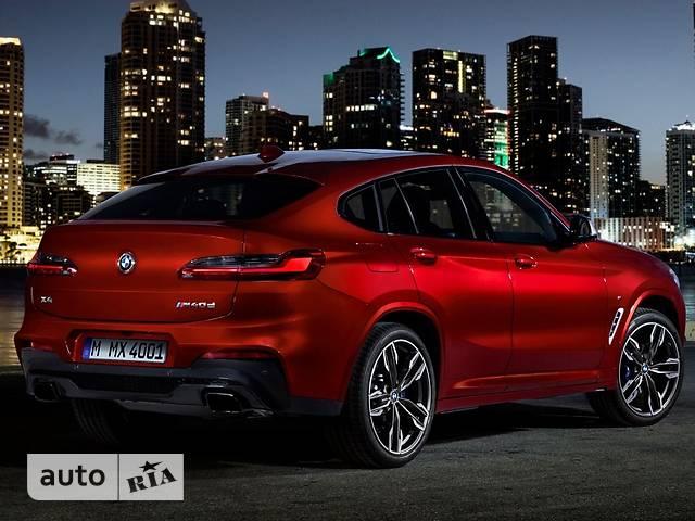 BMW X4 25d AT (231 л.с.) xDrive base