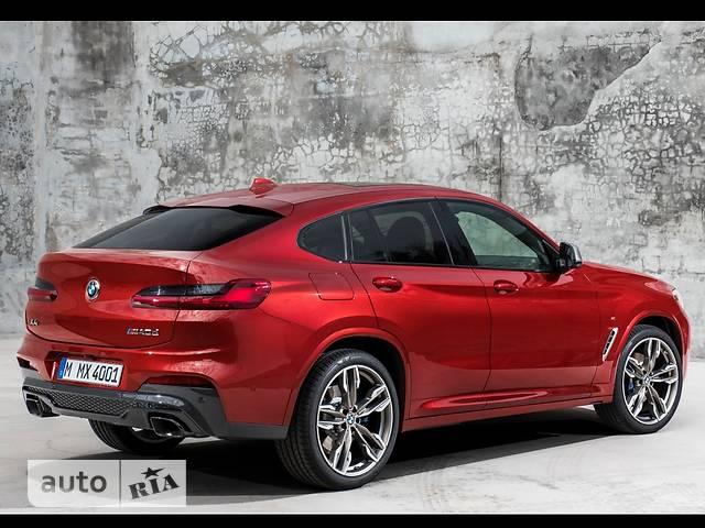 BMW X4 30d AT (265 л.с.) xDrive base