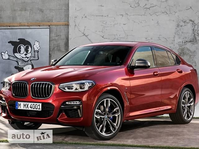BMW X4 M40d AT (326 л.с.) xDrive base