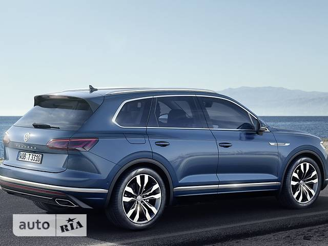 Volkswagen Touareg 3.0 TDI AT (285 л.с.) AWD Exclusive