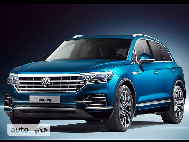 Volkswagen Touareg 3.0 TDI AT (285 л.с.) AWD Elegance