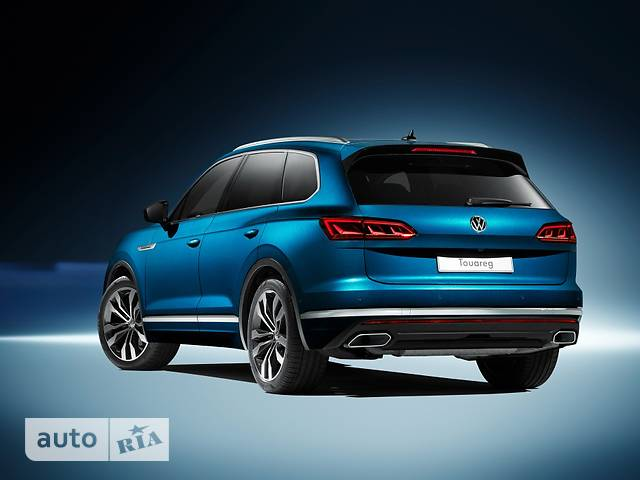 Volkswagen Touareg 3.0 TDI AT (287 л.с.) AWD Ambience