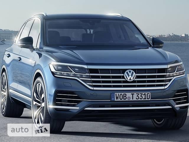 Volkswagen Touareg 3.0 TDI AT (286 л.с.) AWD Base