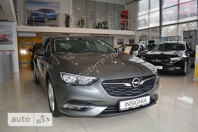 Opel Insignia Grand Sport 1.5 AT (165 л.с.) Start/Stop Innovation Navi