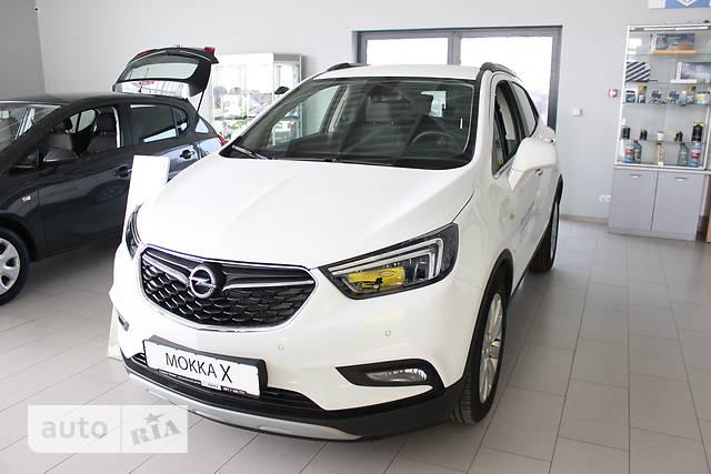Opel Mokka 1.4 AТ (152 л.с.) Start/Stop Innovation