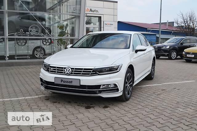 Volkswagen Passat B8 2.0 TSI AT (220 л.с.) Premium R-Line