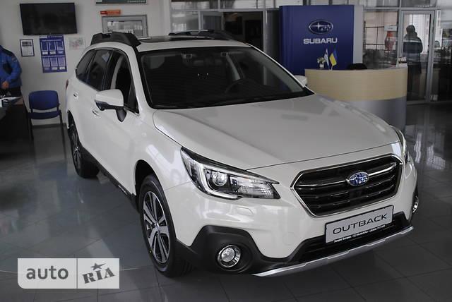 Subaru Outback 2.5i-S CVT (175 л.с.) AWD 4N EyeSight