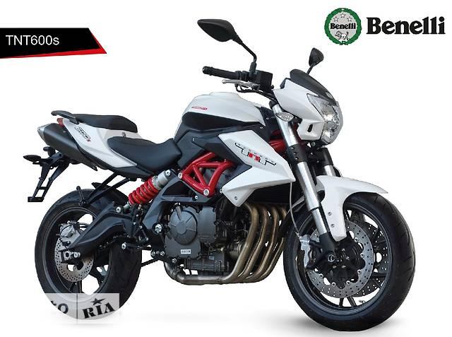 Benelli TNT 600s