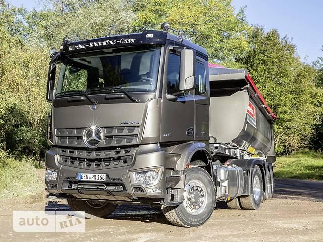 Mercedes-Benz Arocs 2042 LS AT (421 л.с.) 4х2