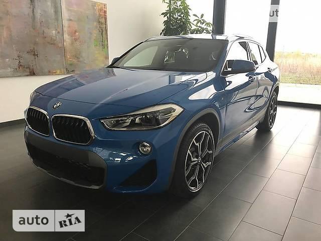 BMW X2 F39 20d AT (190 л.с.) xDrive