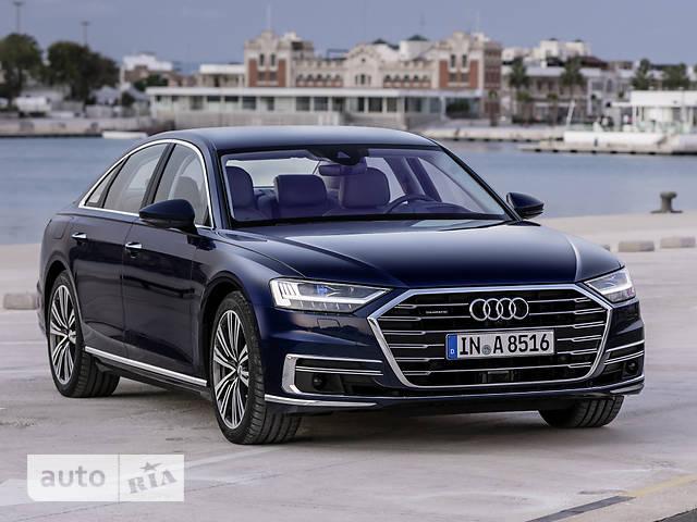 Audi A8 60 TFSI Tip-tronic (460 л.с.) Quattro base