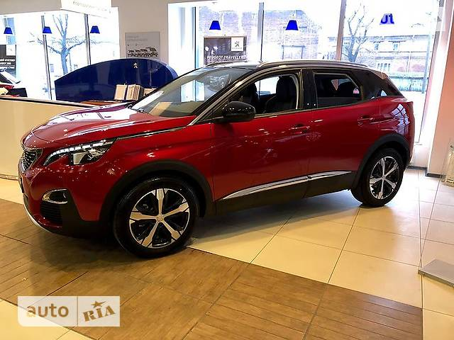 Peugeot 3008 New 2.0 HDi AT (150 л.с.) Allure