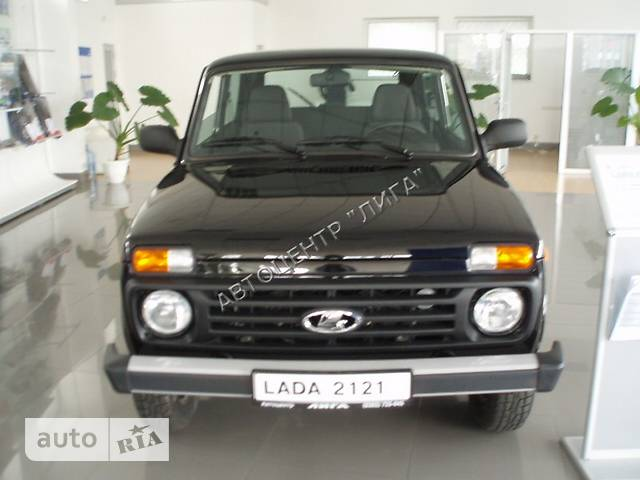 Lada 4x4 1.7 МТ (83 л.с.) 21214-034-58 Luxe