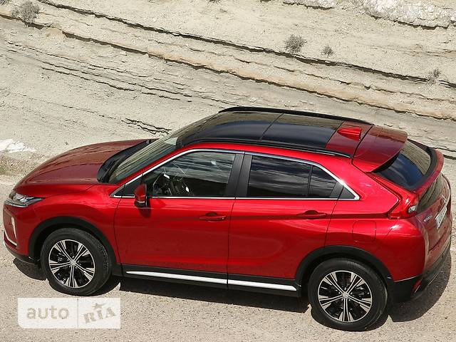 Mitsubishi Eclipse Cross 1.5T MT (150 л.с.) Invite
