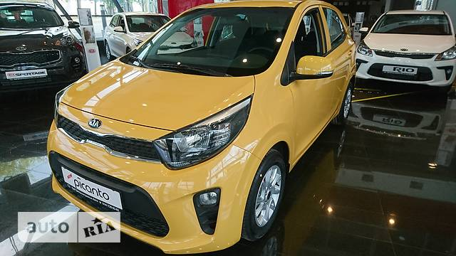 Kia Picanto 1.0 AT (67 л.с.) Business