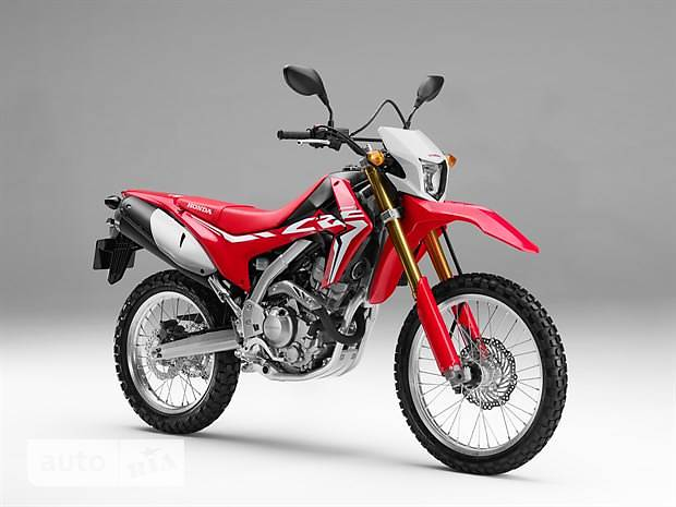 Honda CRF 250L ABS
