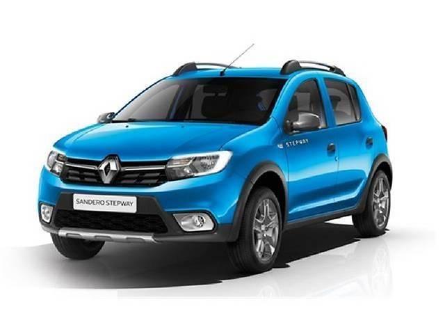 Renault Sandero 0.9TCe 5РКП (90 л.с.) Stepway Life+