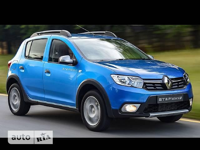 Renault Sandero 0.9TCe 5РКП (90 л.с.) Stepway Techroad