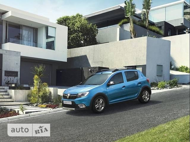Renault Sandero 1.5DСi 5МТ (90 л.с.) Stepway Techroad