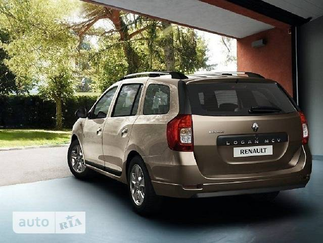 Renault Logan New 0.9 TCe 5MT (90 л.с.) Life+