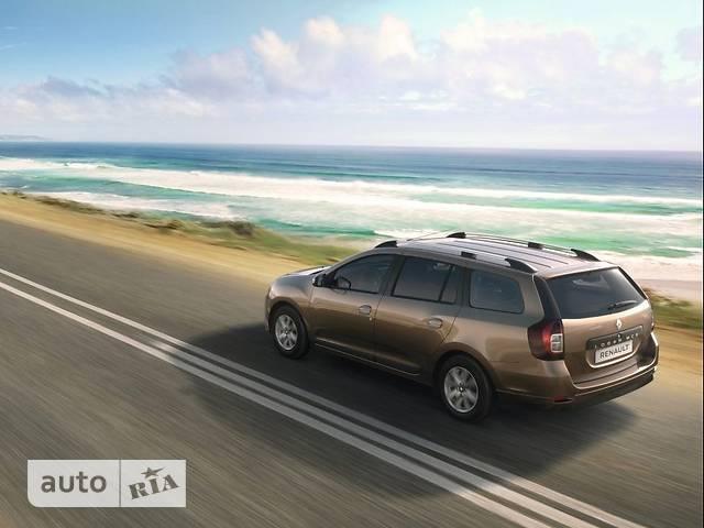 Renault Logan New 1.5DCi 5MT (90 л.с.) Life+
