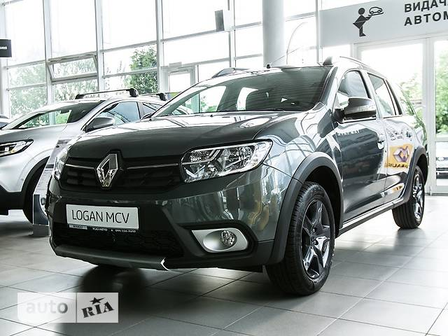 Renault Logan 0.9 MT (90 л.с.) StepWay Zen