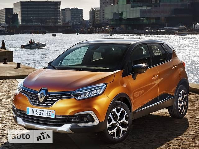 Renault Captur New 1.2 АТ (115 л.с.) Intense