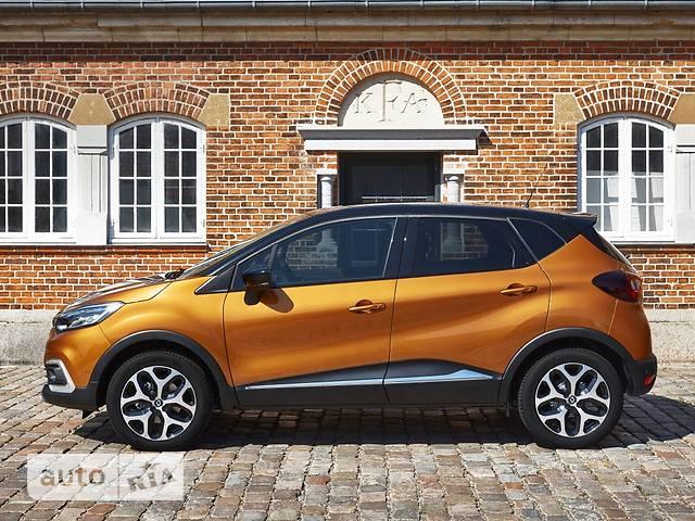 Renault Captur New 1.2 АТ (115 л.с.) Zen