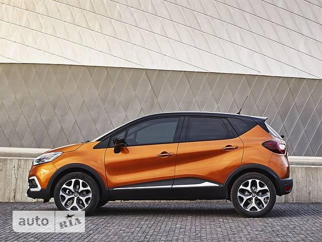 Renault Captur New 1.5D АТ (90 л.с.) Intense