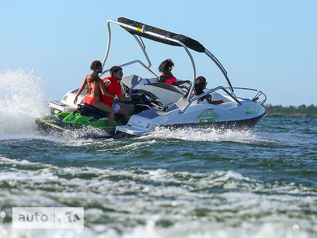Sealver Wave Boat 525 SunDeck