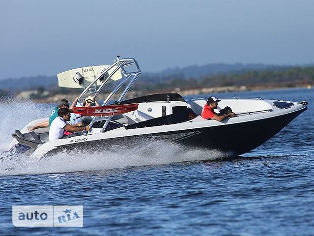 Sealver Wave Boat 656 Wake