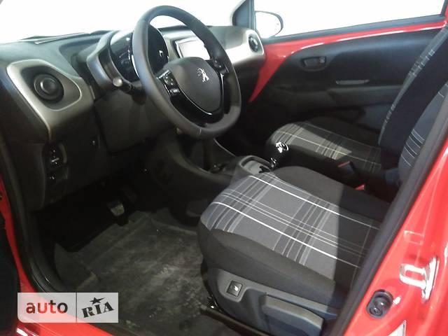Peugeot 108 1.0 VTi AT (68 л.с.) Active