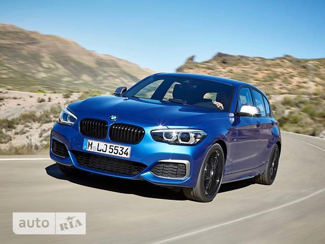 BMW 1 Series F20 118d MT (150 л.с.) base