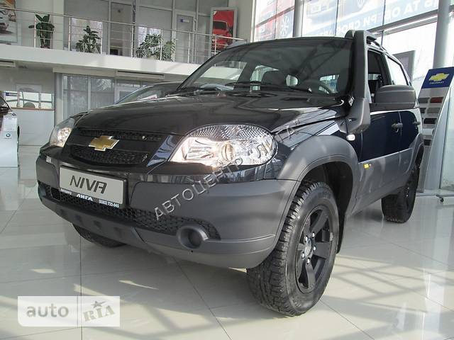 Chevrolet Niva 1.7 MT (80 л.с.) LE