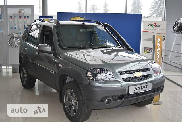 Chevrolet Niva 1.7 MT (80 л.с.) LE +