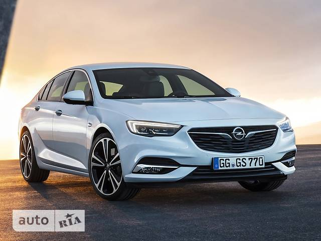 Opel Insignia Grand Sport 1.5T AT (165 л.с.) Enjoy Pack