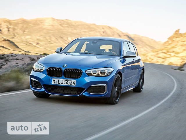 BMW 1 Series F20 120d xDrive AT (190 л.с.) base